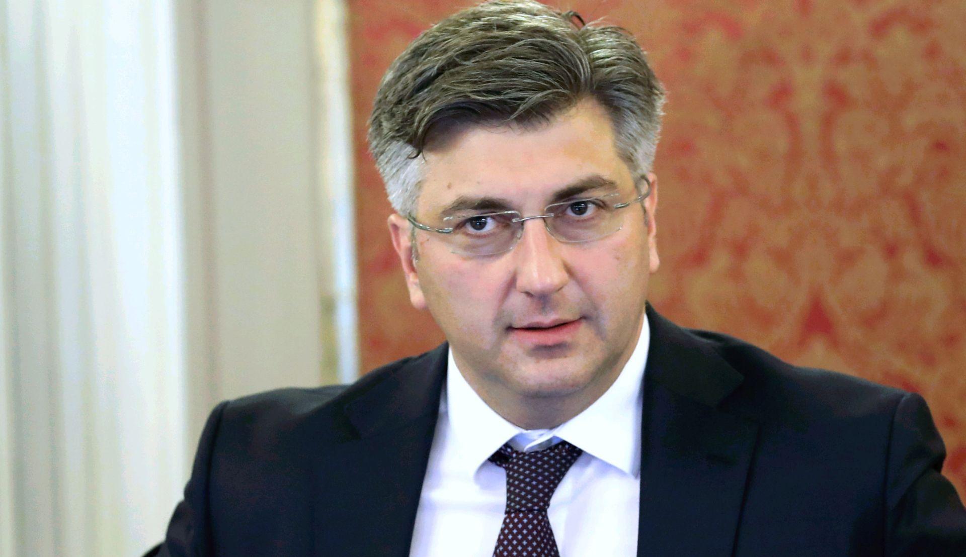 VLADA Plenković: 'Situacija u Agrokoru stabilizirana, spriječena lančana reakcija'