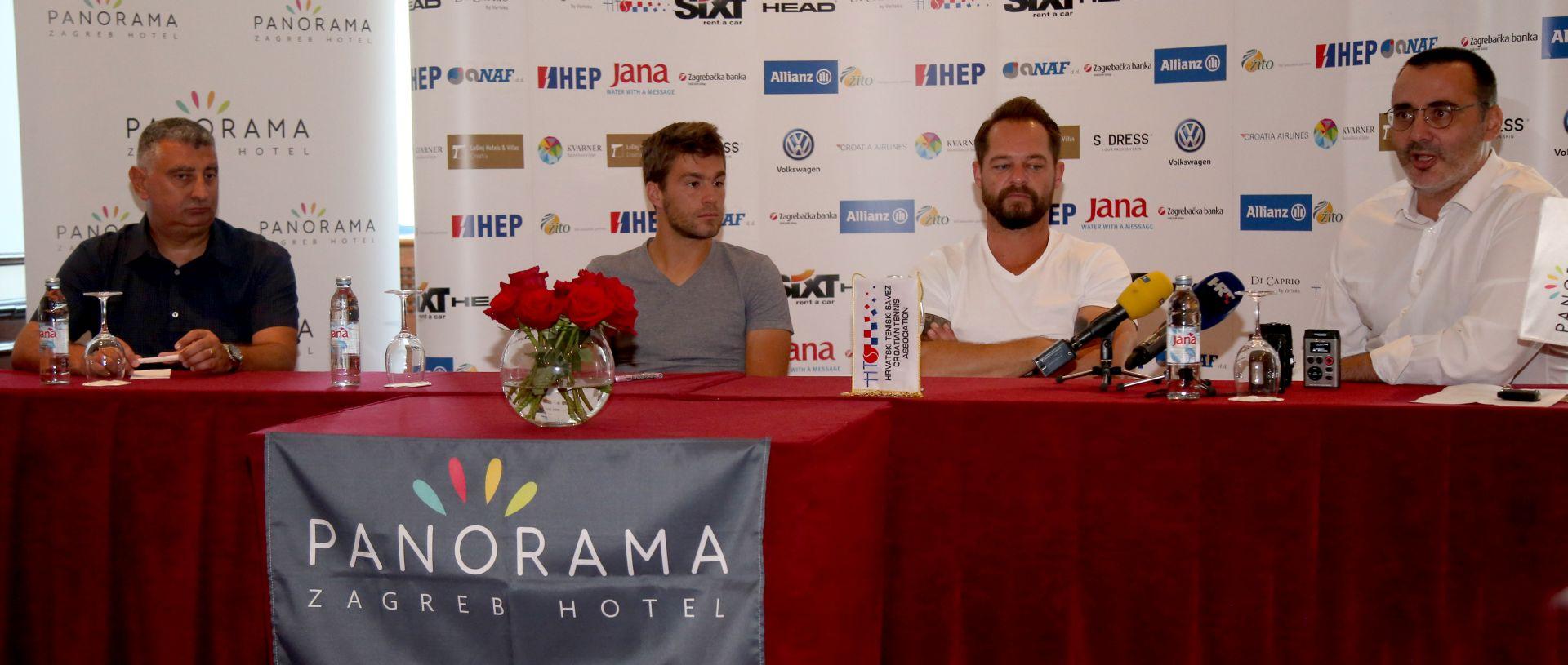ŽELJKO KRAJAN 'Hrvatski tenis je u ovom trenutku na vrhuncu'
