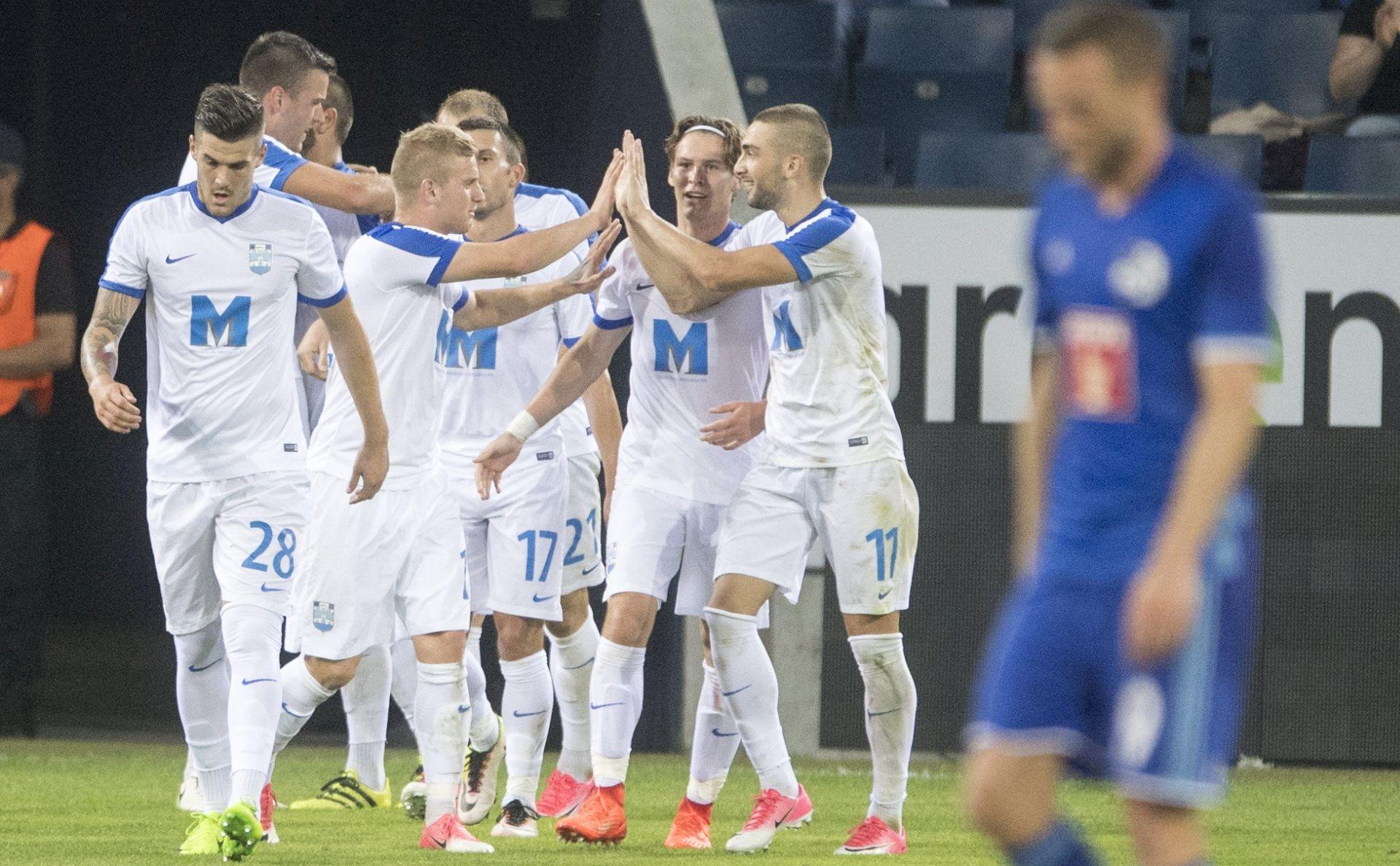 Sva četiri hrvatska kluba još u Europi