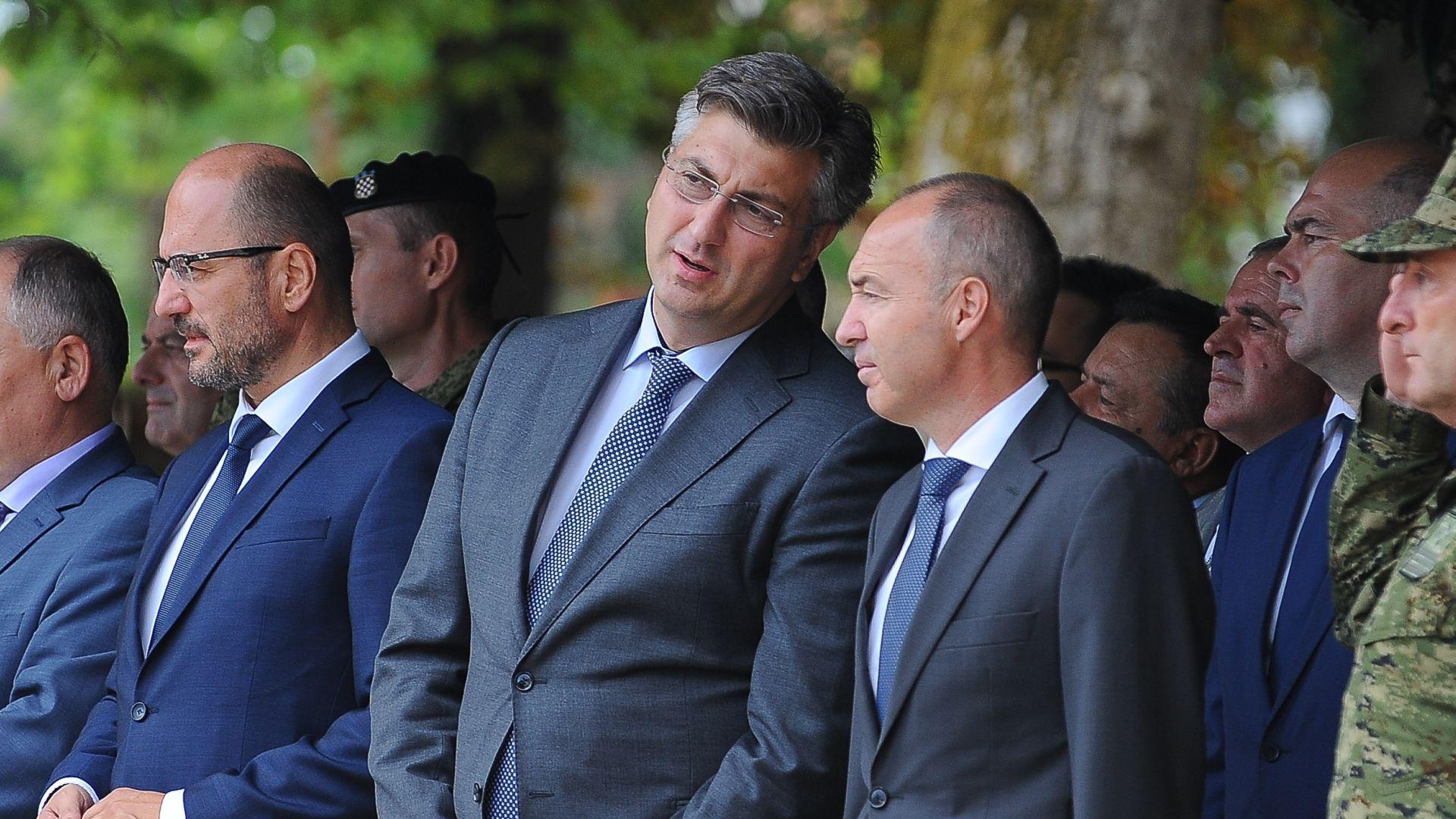 Krstičević i Šundov i američki senatori zadovoljni obrambenom suradnjom Hrvatske i SAD-a