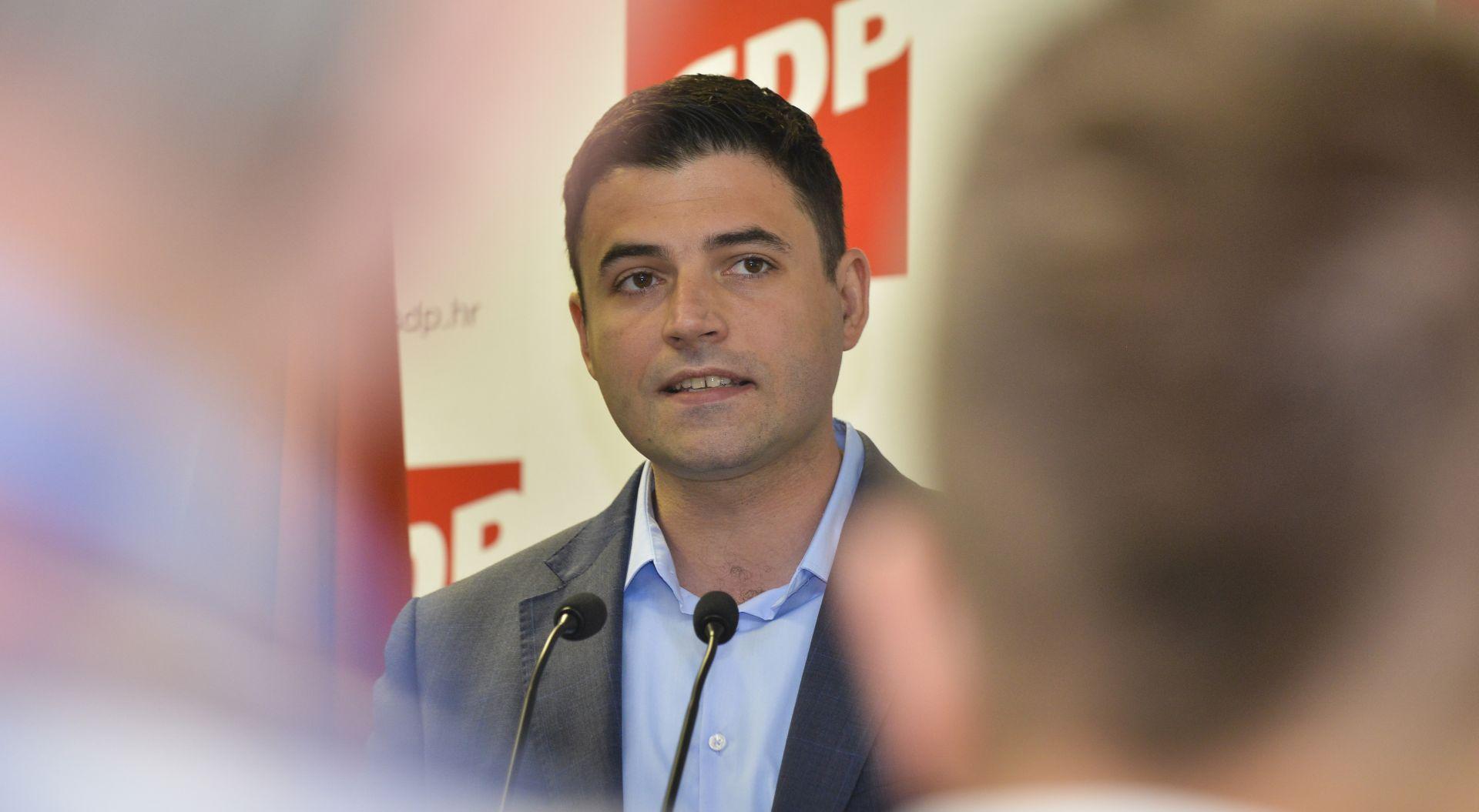 """BERNARDIĆ O PRIJEDLOGU SMANJENJA PDV-A """"Sve što radimo, radimo u okviru EU zakonodavstva"""""""