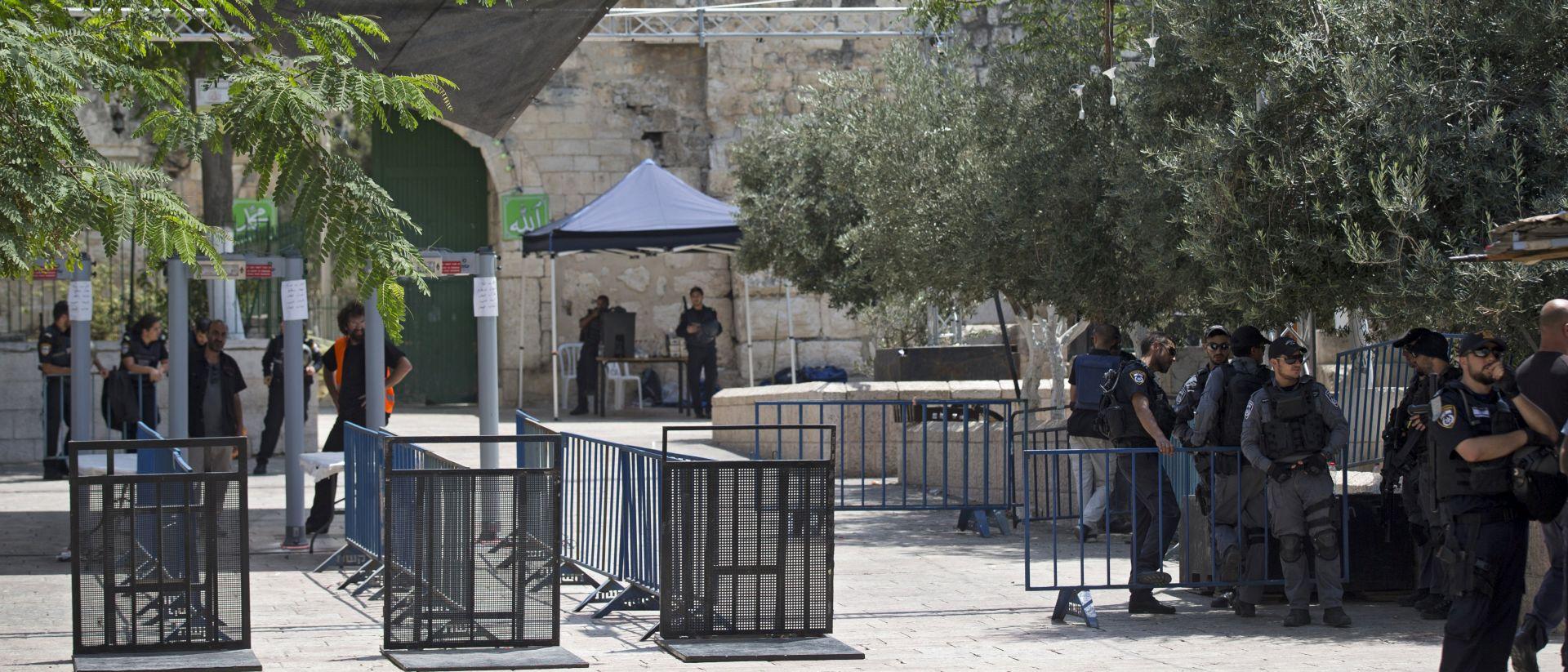 Izraelsko vodstvo sastaje se u podzemnom bunkeru
