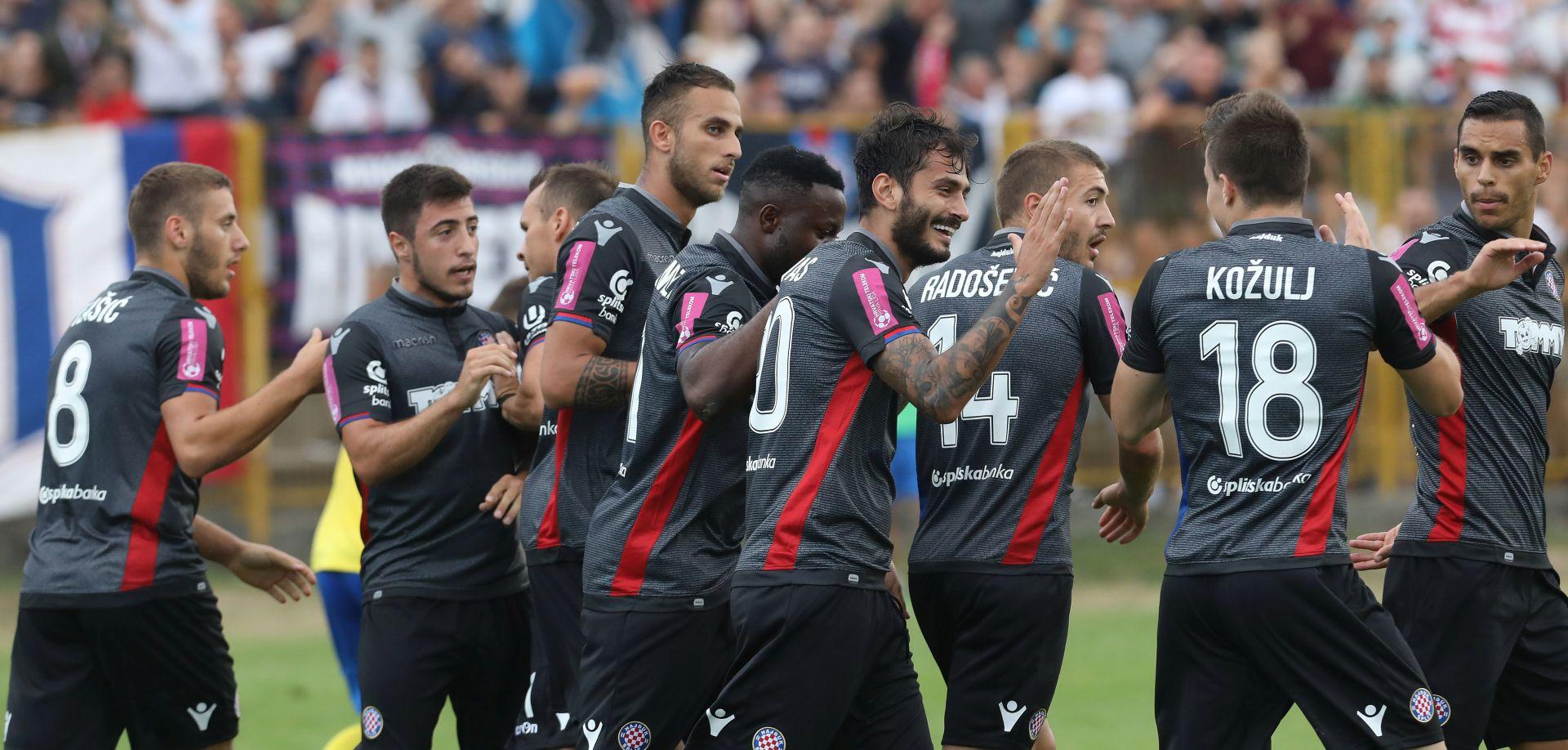 DOBRE VIJESTI Hajduk protiv Brondbyja na Poljudu ipak pred svojim navijačima