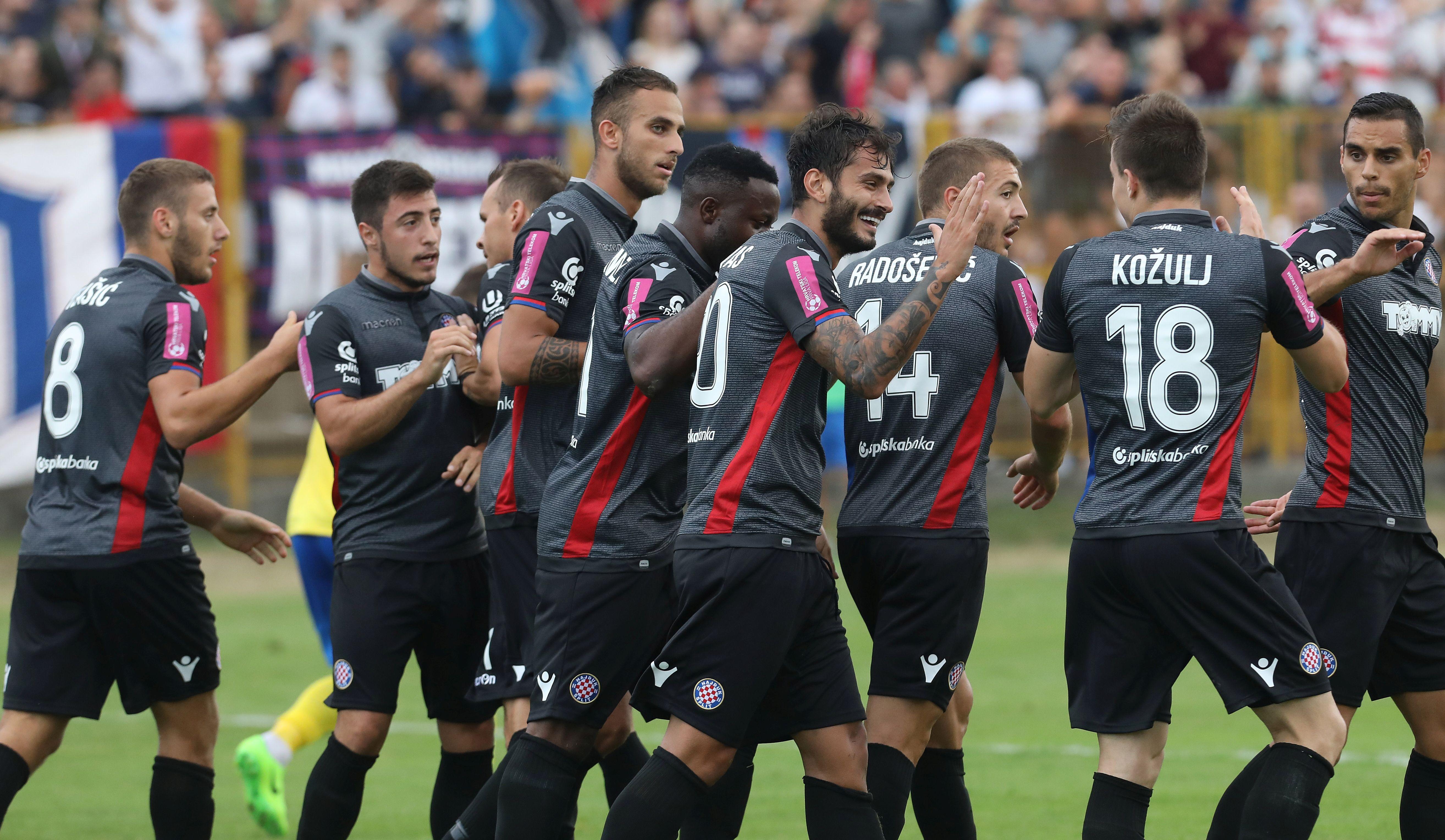Hajduk ostao neporažen u Danskoj
