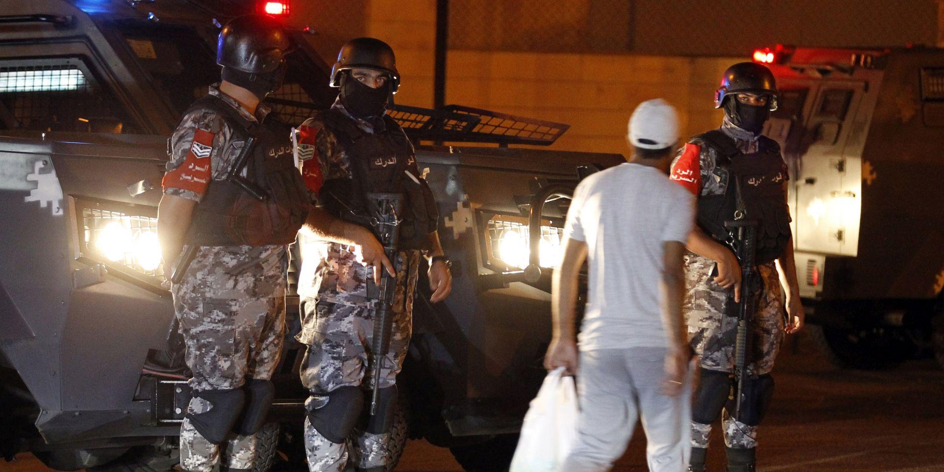 Napad u izraelskom veleposlanstvu u Jordanu, jedna osoba poginula
