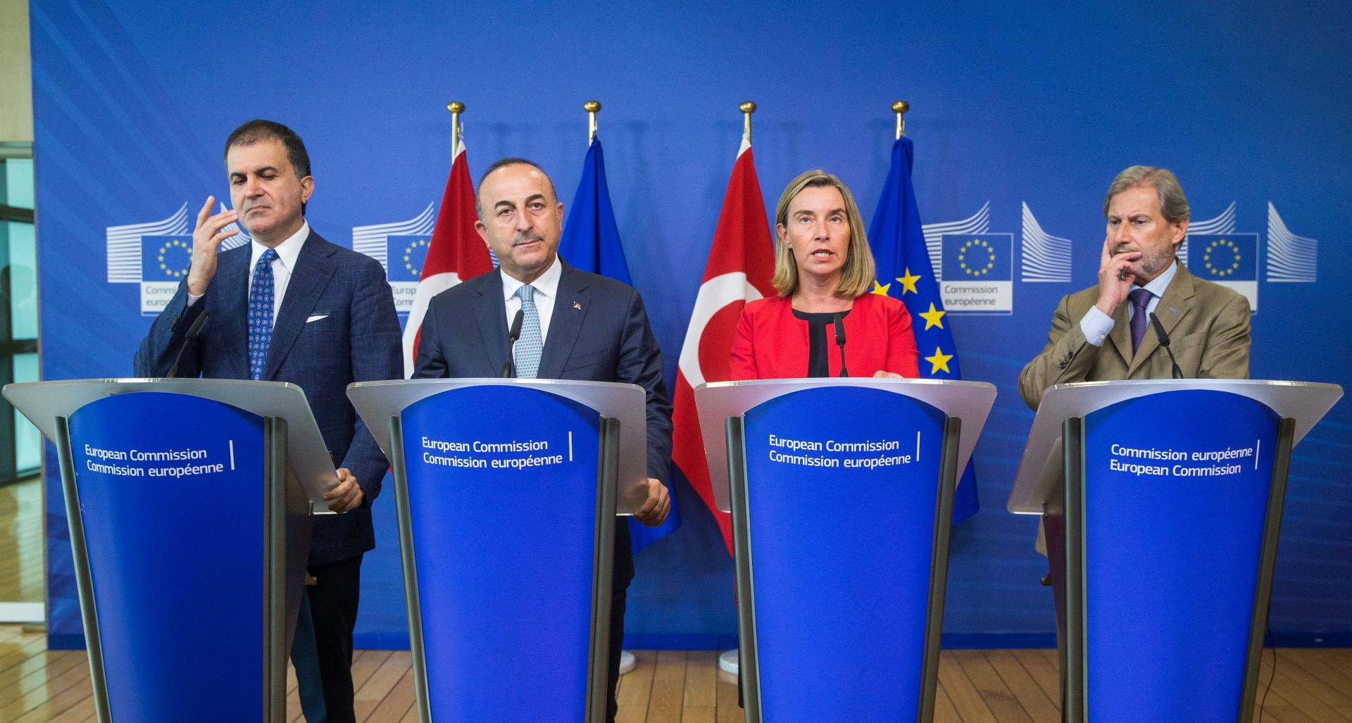 Poštivanje prava 'imperativ' za tursko pridruživanje EU-u