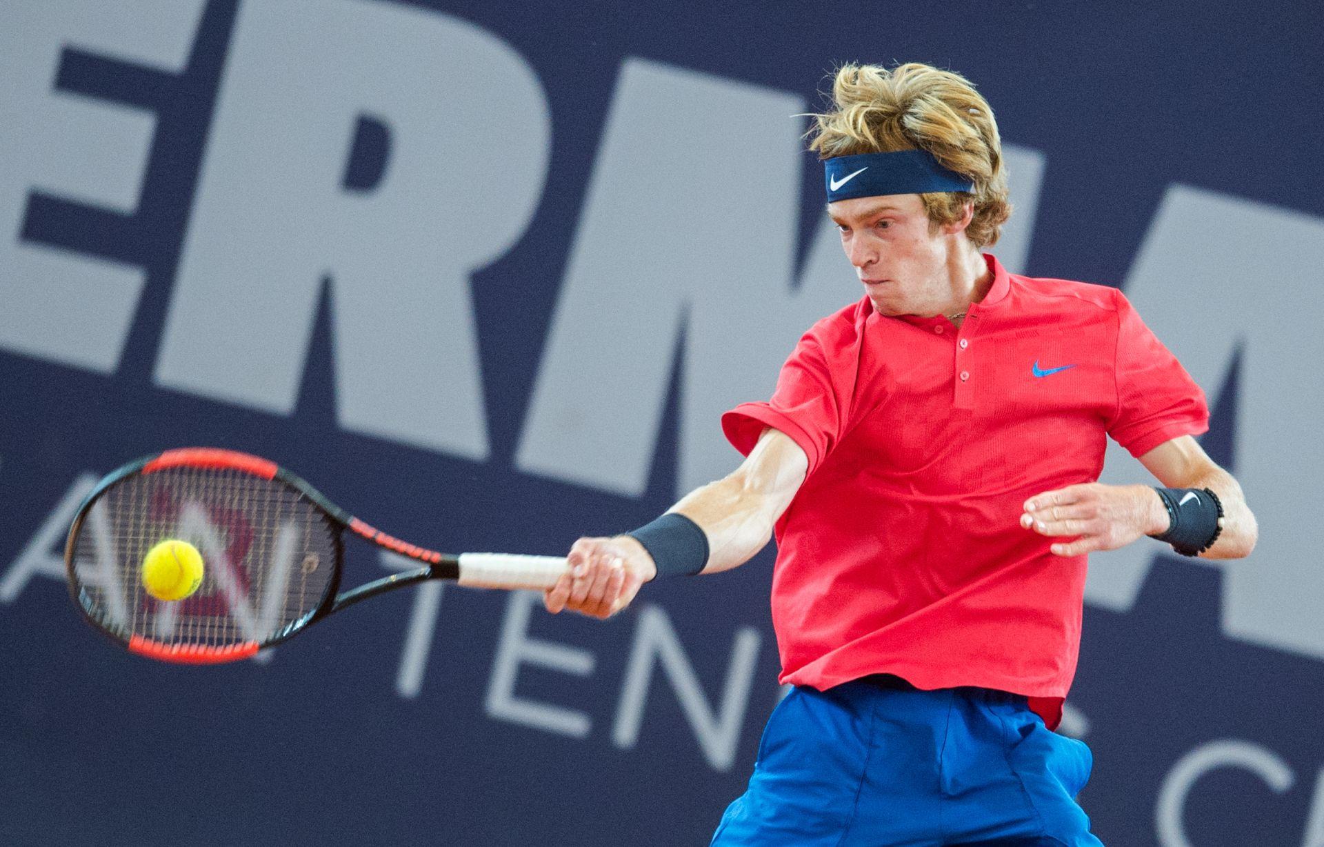 ATP Adelaide: Rubljev do drugog naslova u dva tjedna