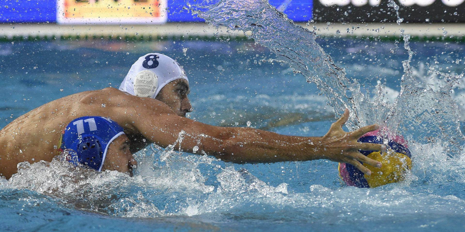 SP VATERPOLO Mađarska uvjerljivo do polufinala