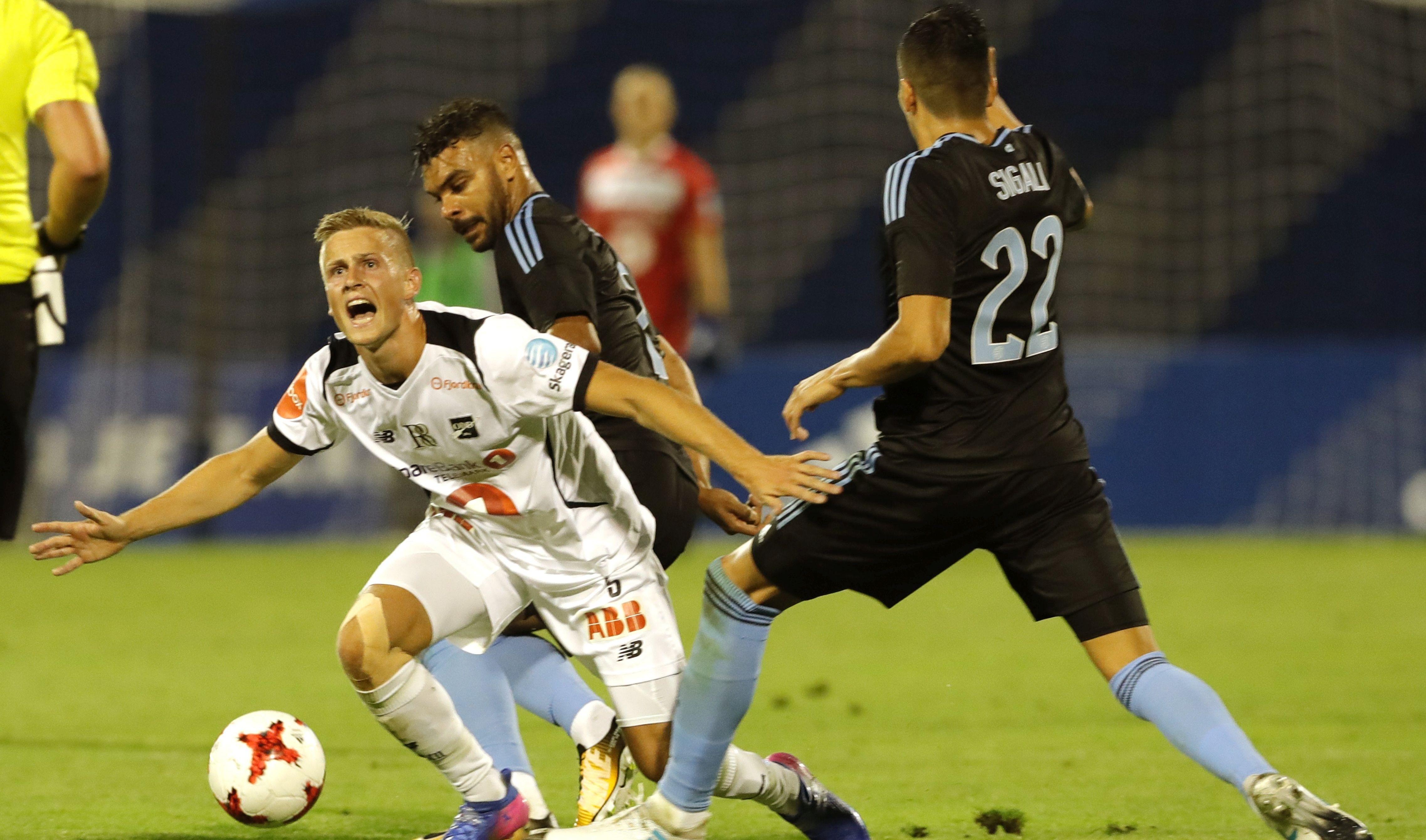 EL Dinamo – Odd 2-1