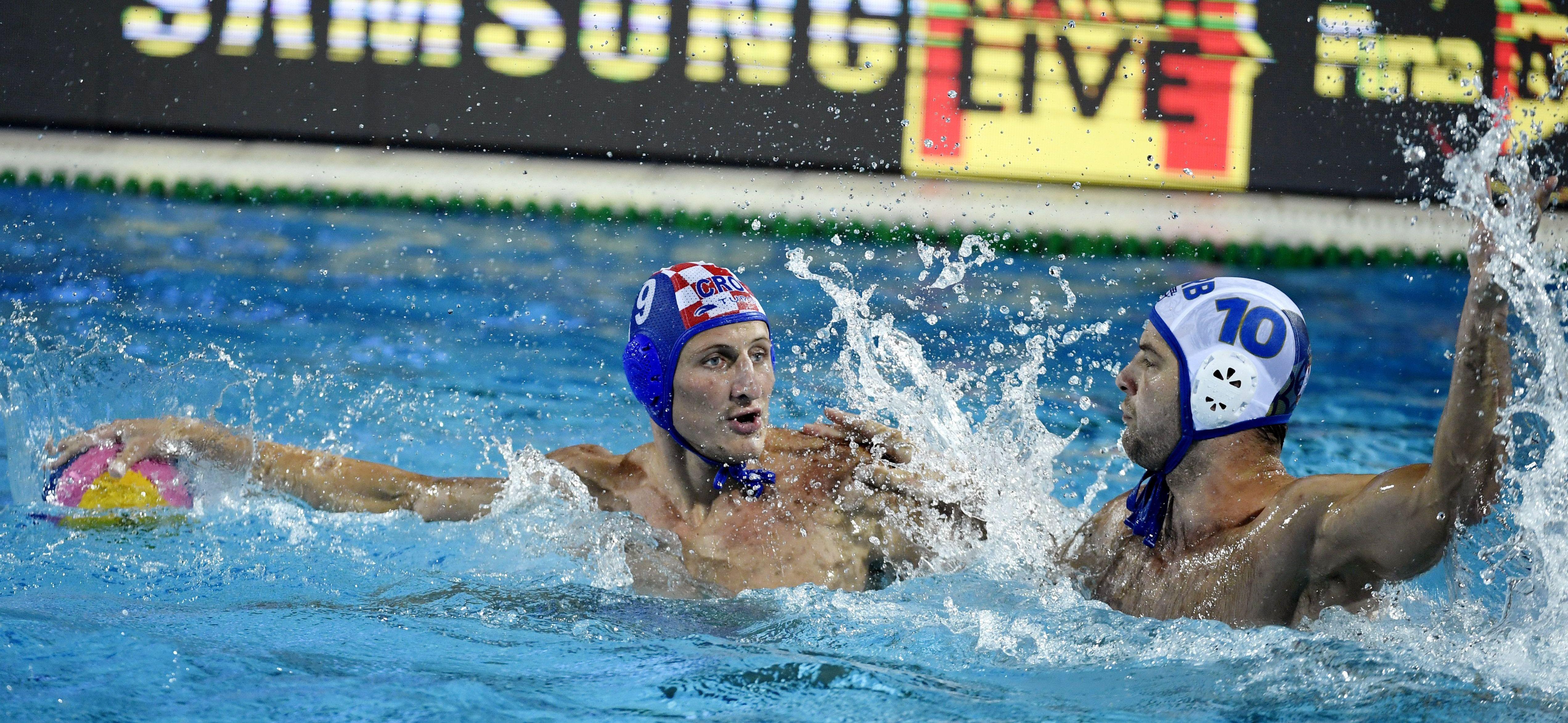 Hrvatska u finalu svjetskog prvenstva
