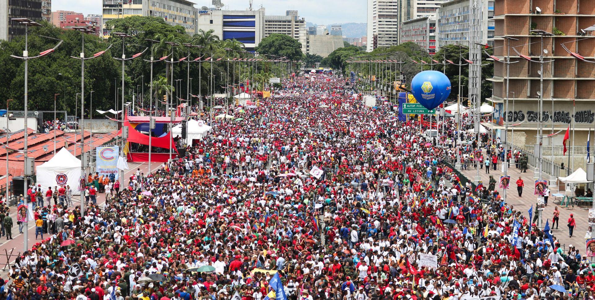 VENEZUELA Počeli izbori za ustavotvornu skupštinu, oporba poziva na bojkot
