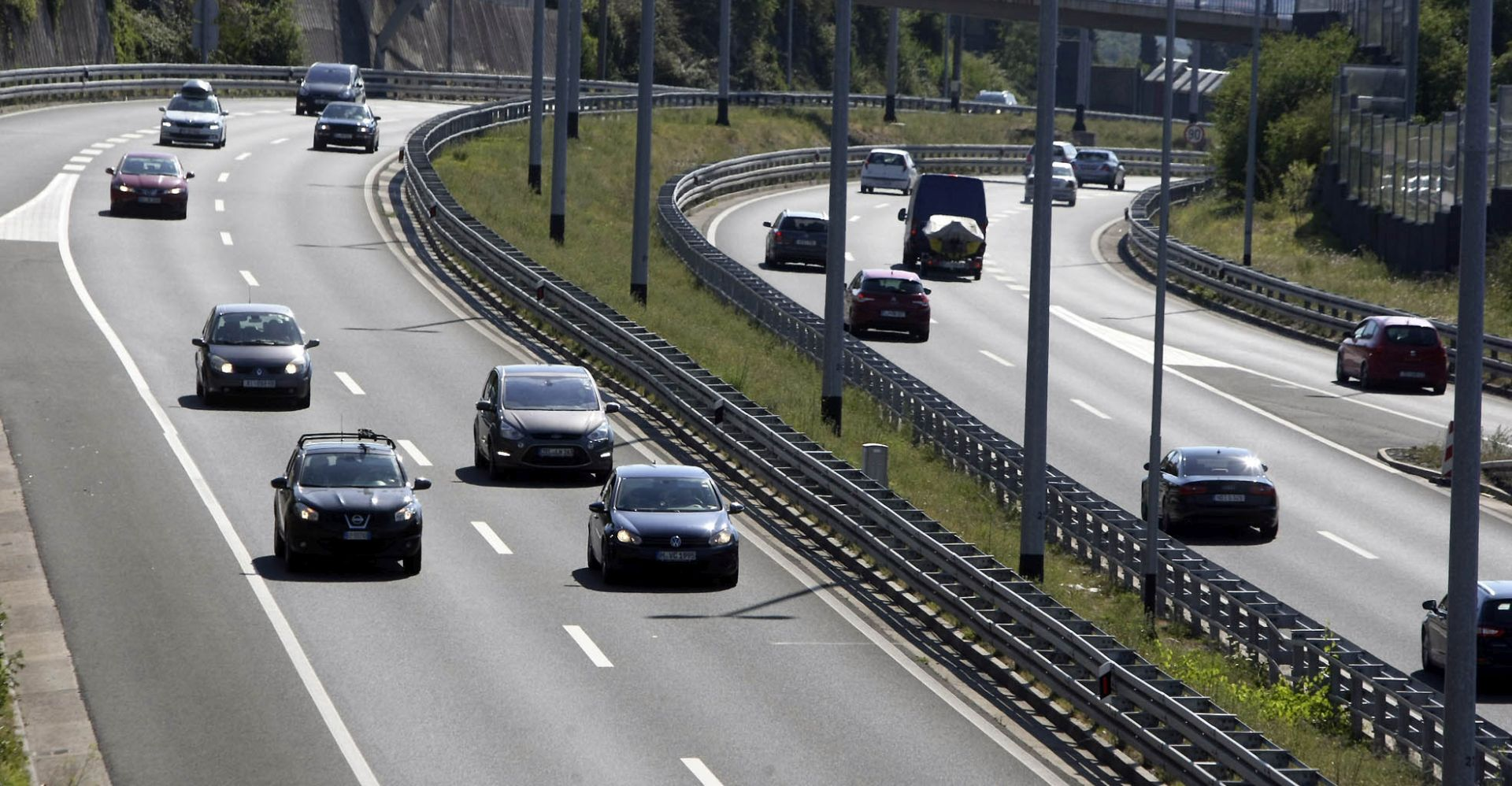HAK Prometna nesreća na Krku otežava promet