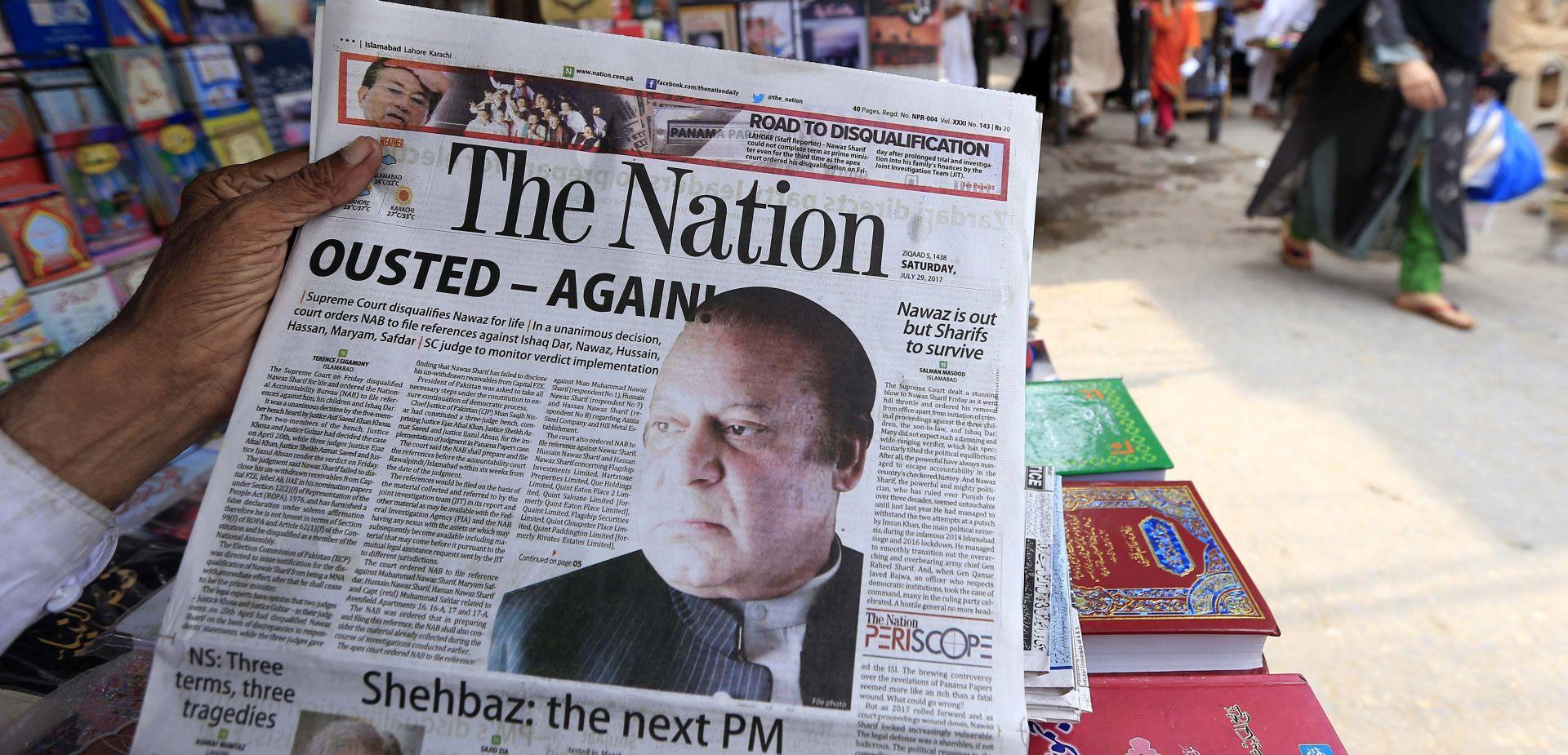 Brat pakistanskog premijera kandidiran za njegovog nasljednika
