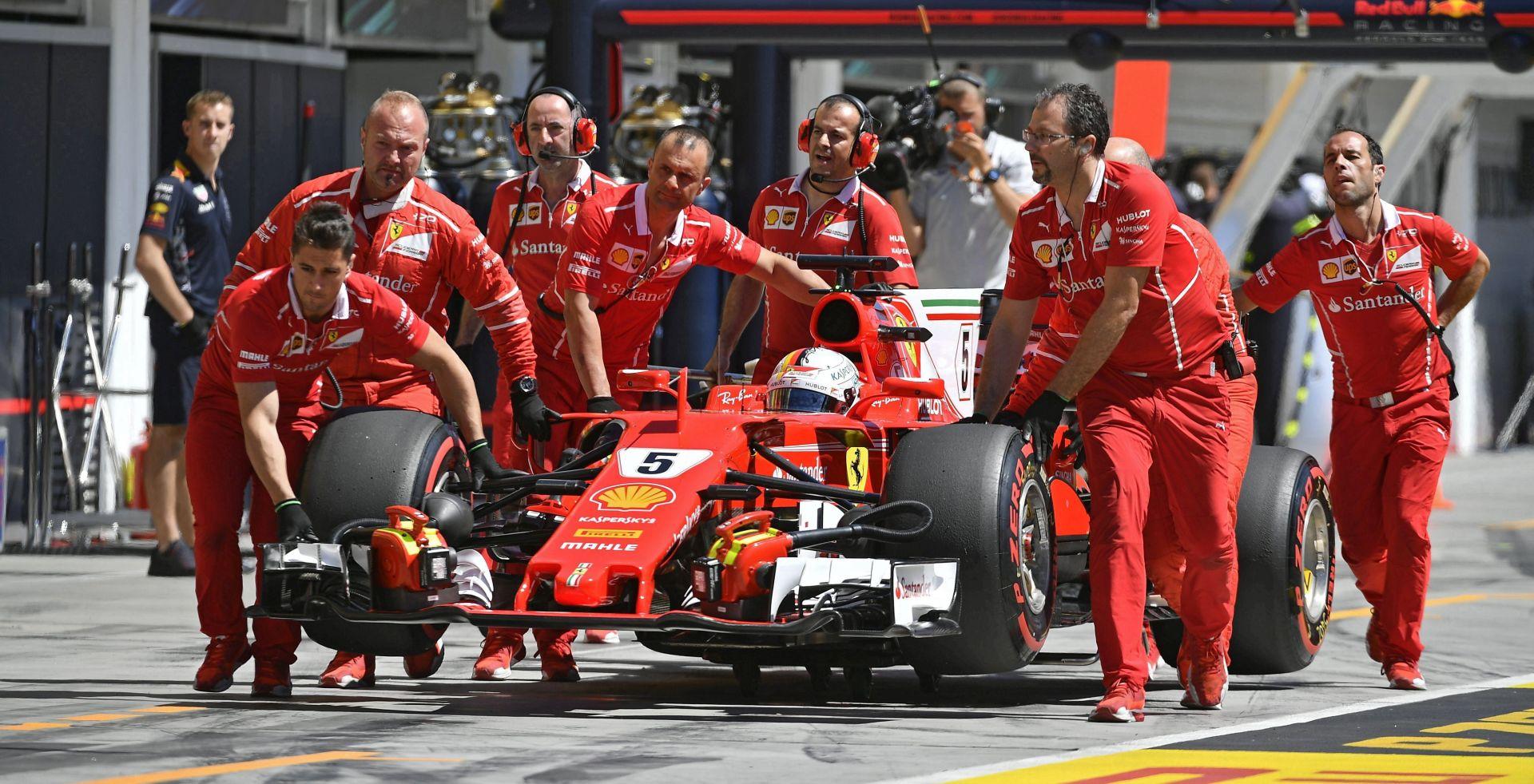 SLAVLJE FERRARIJA Pobjeda Vettela na otvaranju sezone