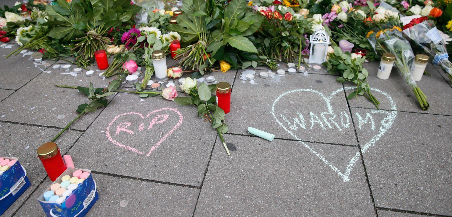 Merkel zahtijeva da se istraže motivi hamburškog napada