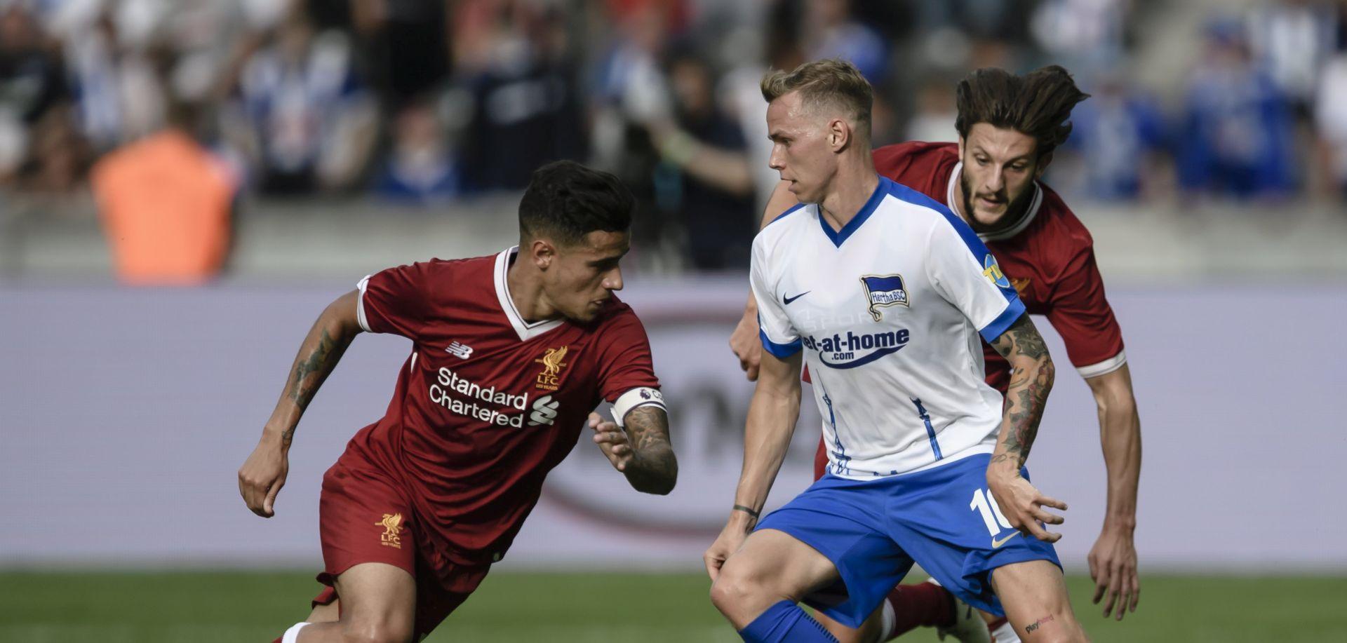 VIDEO: Kapetan Coutinho odveo Liverpool do pobjede nad Herthom