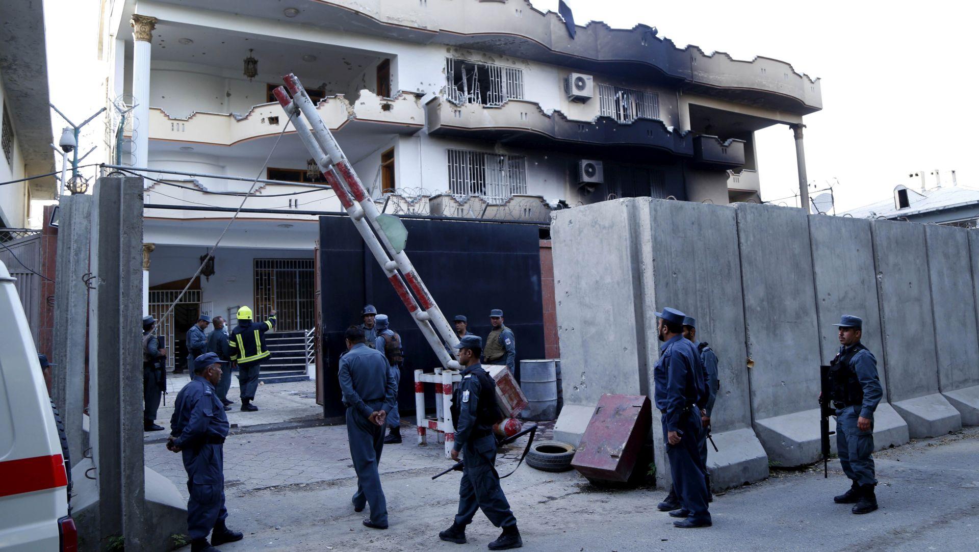 AFGANISTAN Dvoje mrtvih u samobilačkom i oružanom napadu na iračko veleposlanstvo