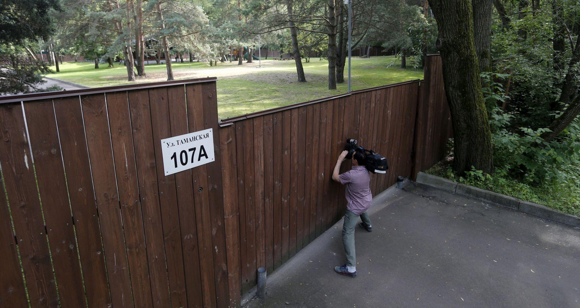 """Veleposlanstvo SAD-a kaže da mu je uskraćen pristup """"dači"""" pored Moskve"""