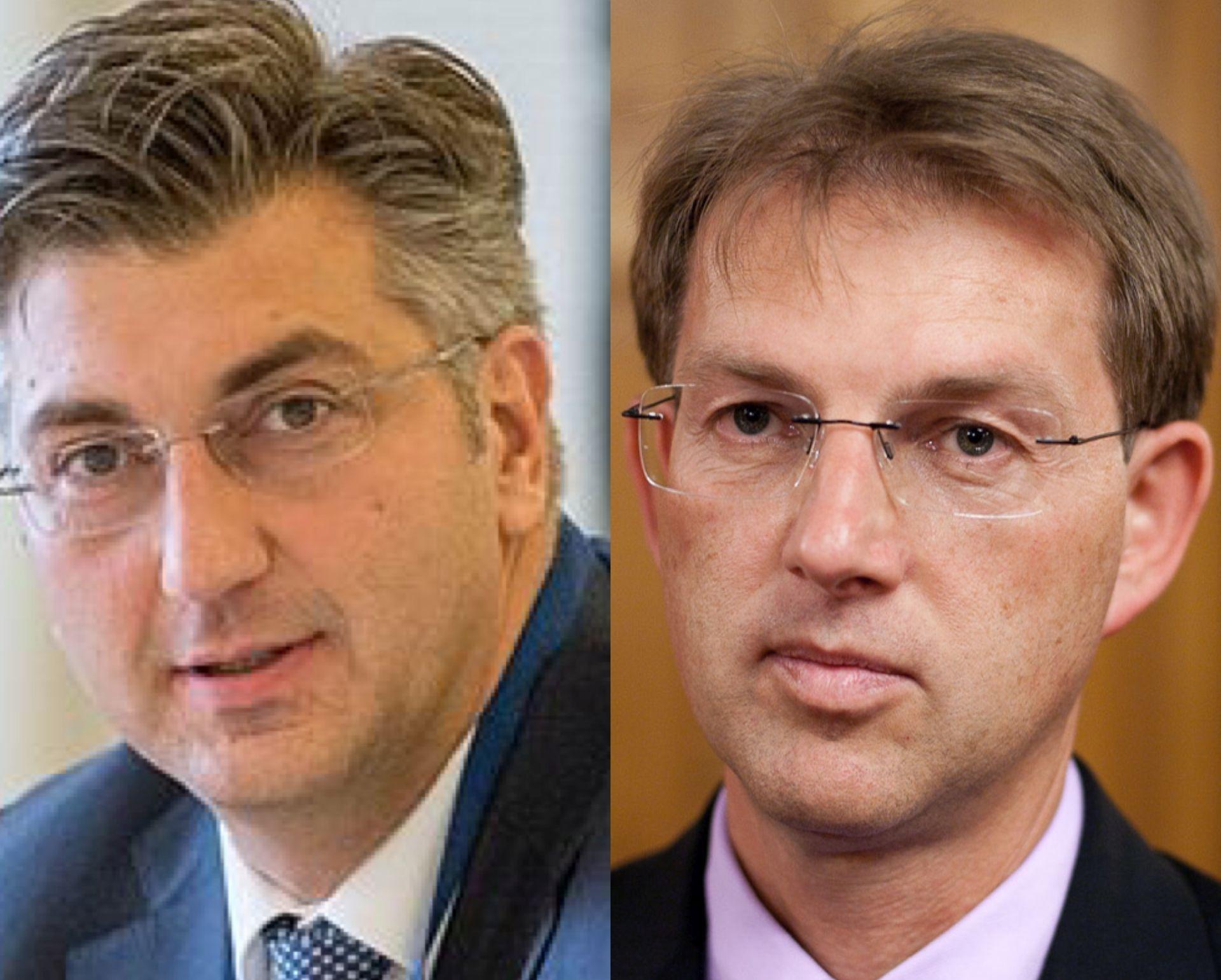 IVICA MAŠTRUKO 'Hrvatska odbija arbitražnu odluku o granici sa Slovenijom, ali će je na kraju provesti'