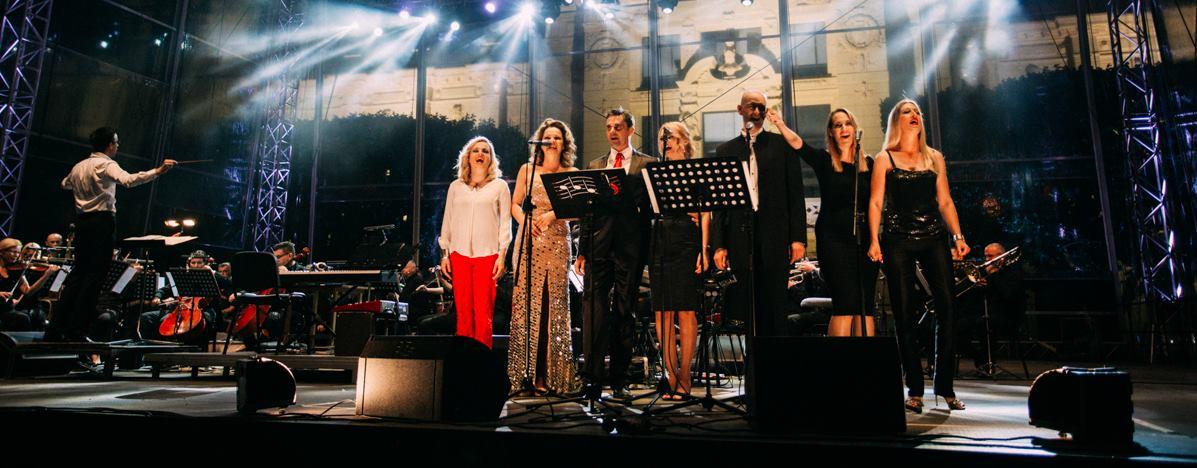 ZAGREB CLASSIC Glazbeni spektakl Komedija Gala zatvara festival