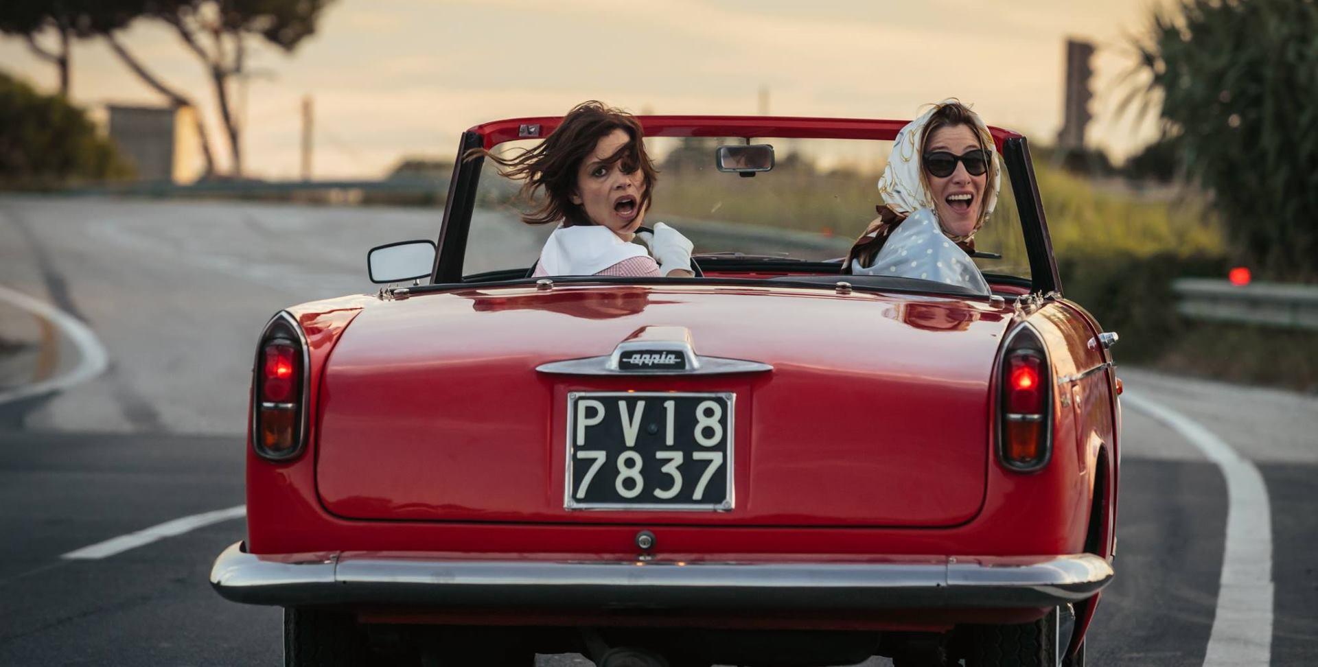 VIDEO: Humoristična drama 'Lude od sreće' prikazuje se u kinima
