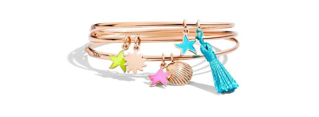 Morski privjesci luksuznog brenda nakita Dodo