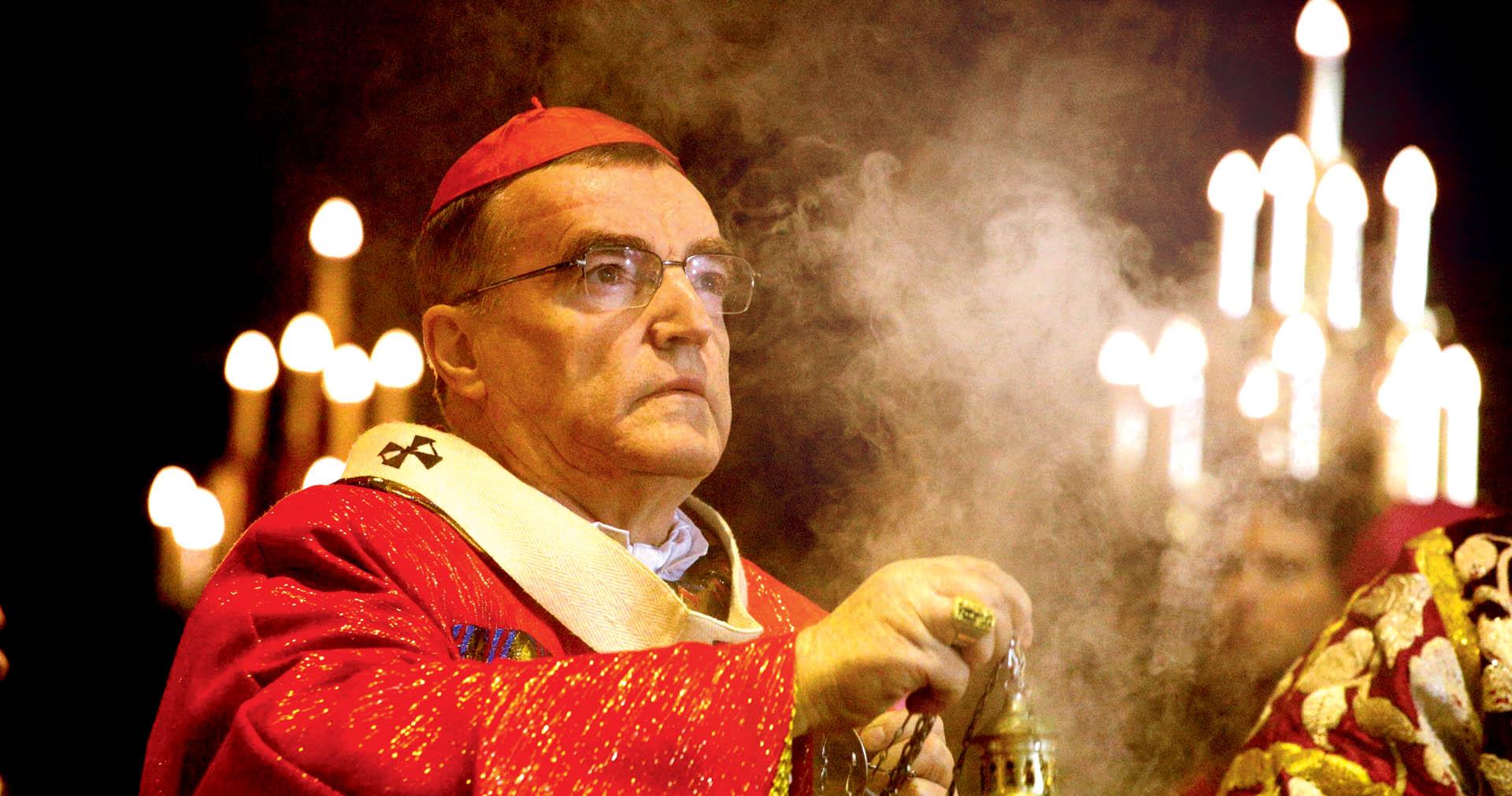 EKSKLUZIVNO Papa pritisnuo Bozanića zbog sumnjivih kaptolskih poslova