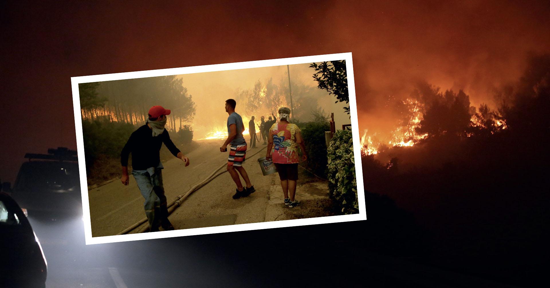 'VATROGASACA JE BILO MALO, vozila i pumpe su se kvarili, a Splićani su golim rukama spašavali grad'