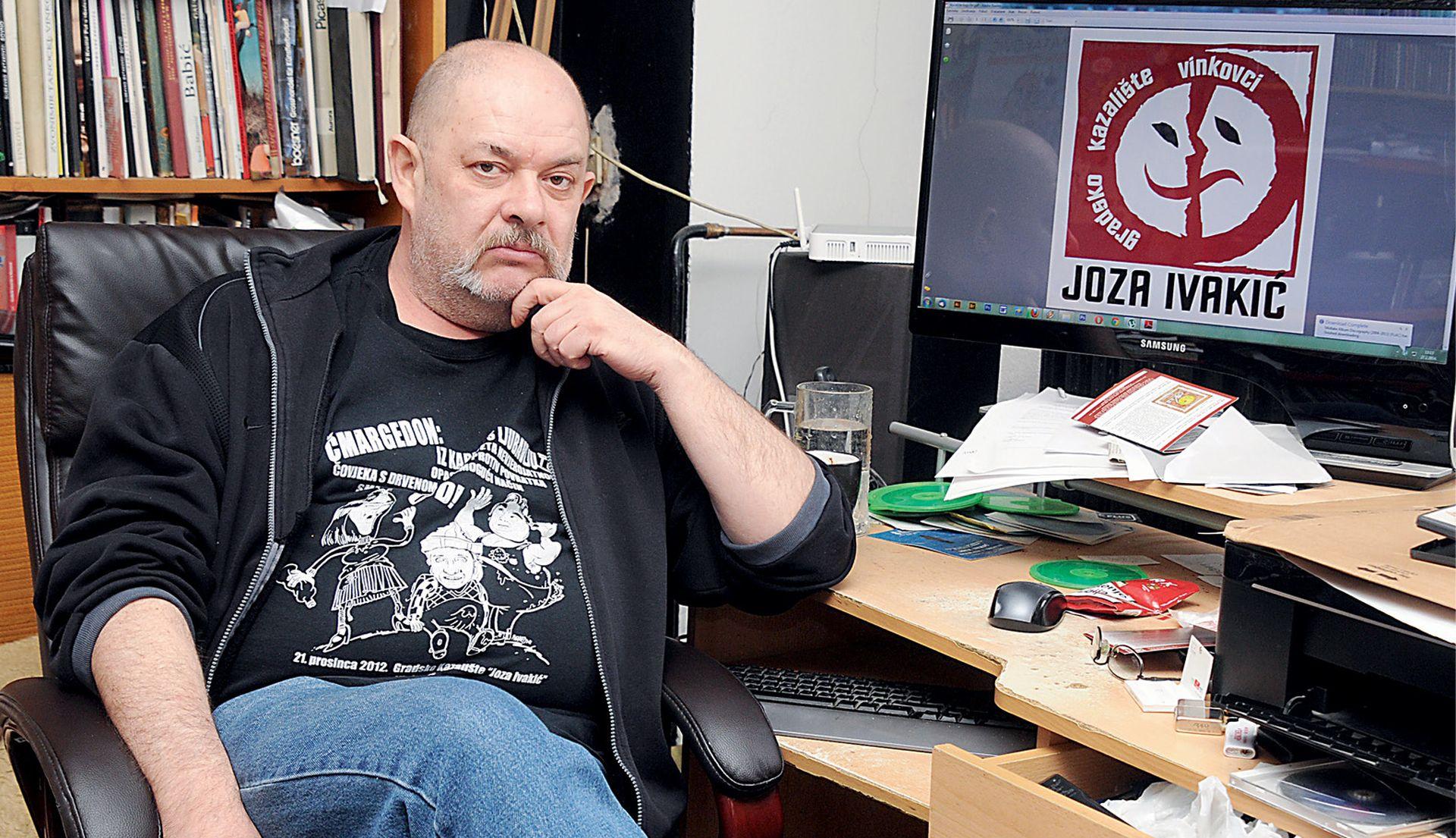 INTERVIEW: DUBRAVKO MATAKOVIĆ 'Moj Ante Pavelić nema veze s ustašama, već je borac protiv izvangalaktičke sile i mutikaša'