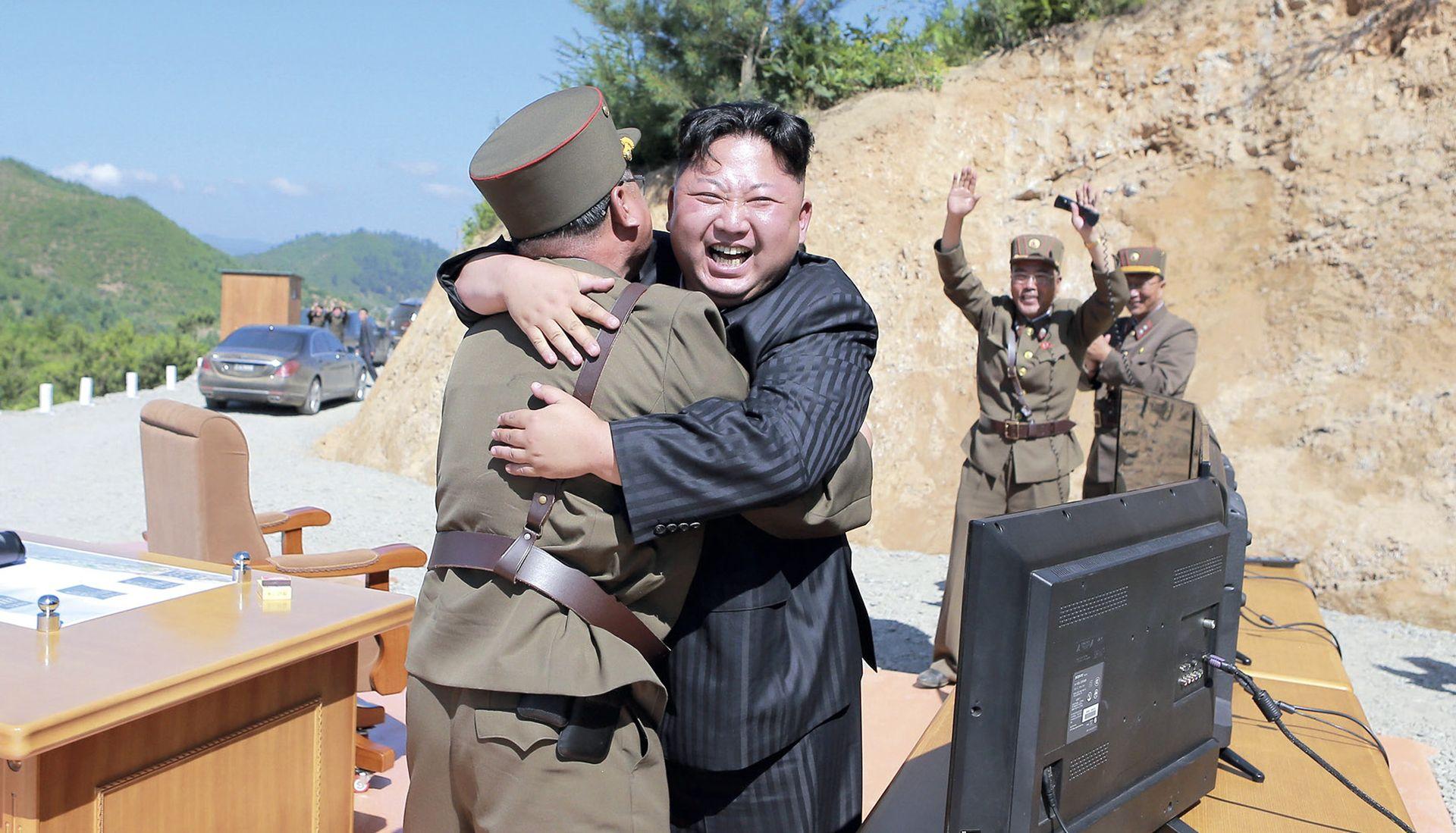Korejske rakete ugrozile suradnju Trumpove administracije i Kine