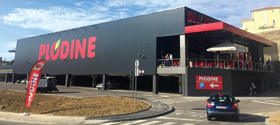 Otvoreni Supermarketi Plodine u gradovima Trogiru i Rabu