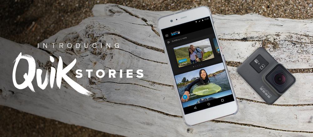 VIDEO: Ispričaj svoju priču u jednom kliku uz GoPro QuikStories