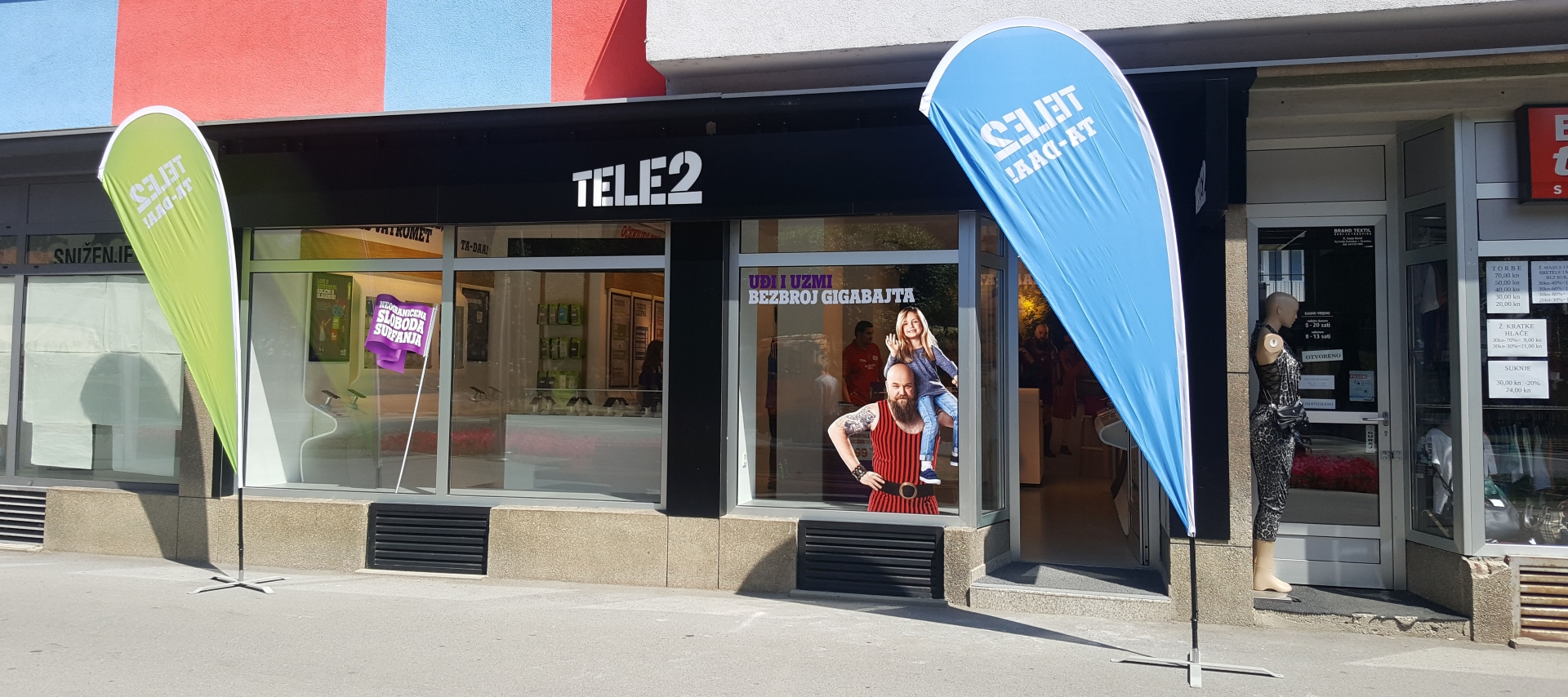 Tele2 reagirao na najavu poreza na mobitele