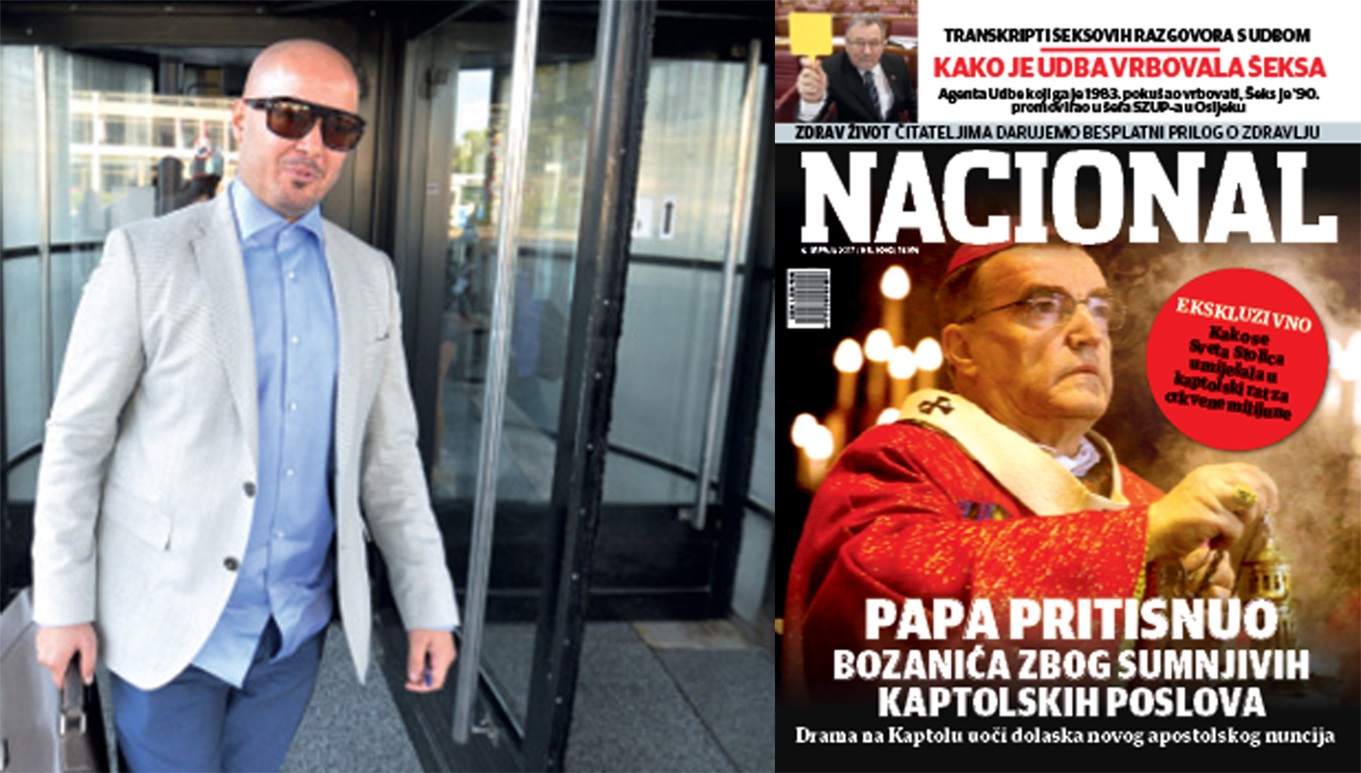 'Mijo Gabrić je pokušao iznuditi Daria Budimira'