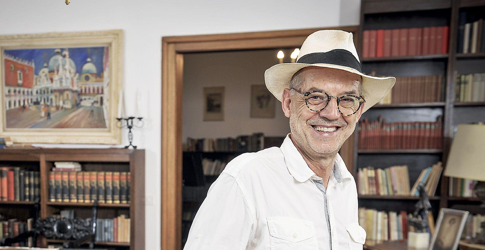'O čemu sam razgovarao s velikim Miroslavom Krležom'