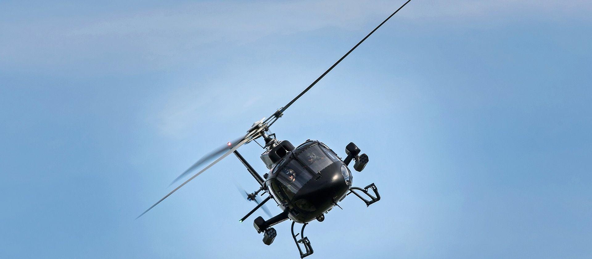 OREGON Muškarac pokušao ukrasti helikopter, policija ga ubila
