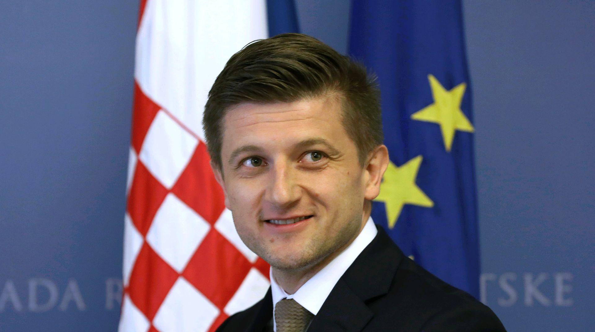 Zdravko Marić očekuje da će procjene EK-a o rastu BDP-a biti u skladu s očekivanjima Vlade