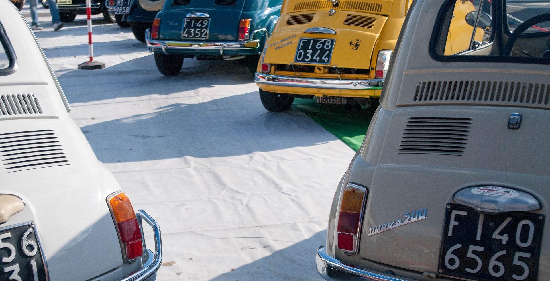 Slavni Fiat 500 ulazi u njujorški Muzej moderne umjetnosti