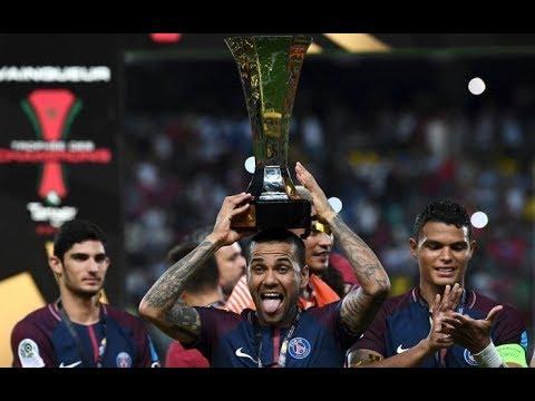 VIDEO: PSG osvojio Superkup – pogodak i asistencija Danija Alvesa