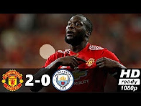 VIDEO: HOUSTON United golovima Lukakua i Rashforda svladao City