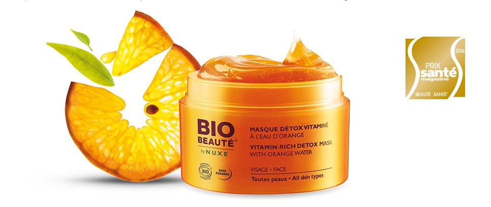 Aktivna vitaminska maska za pročišćen i blistav ten
