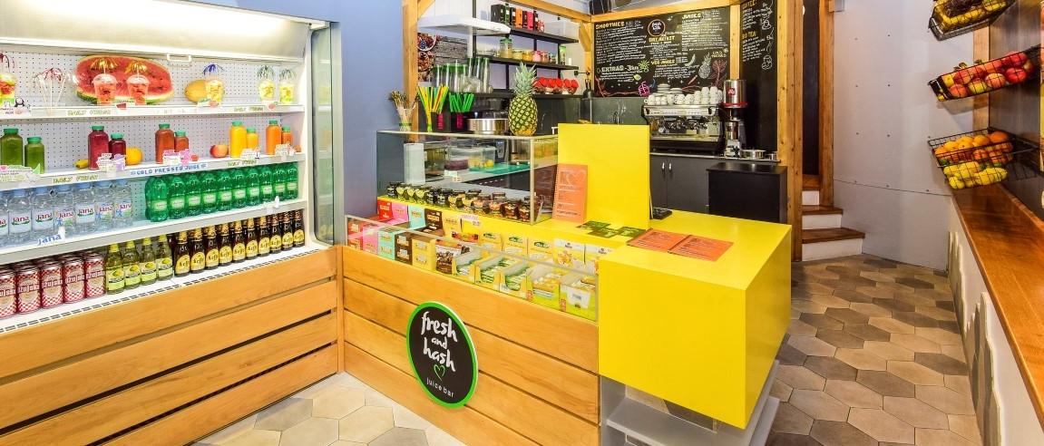 FOTO: U centru Skradina otvorena druga lokacija juice bara Fresh and Hash