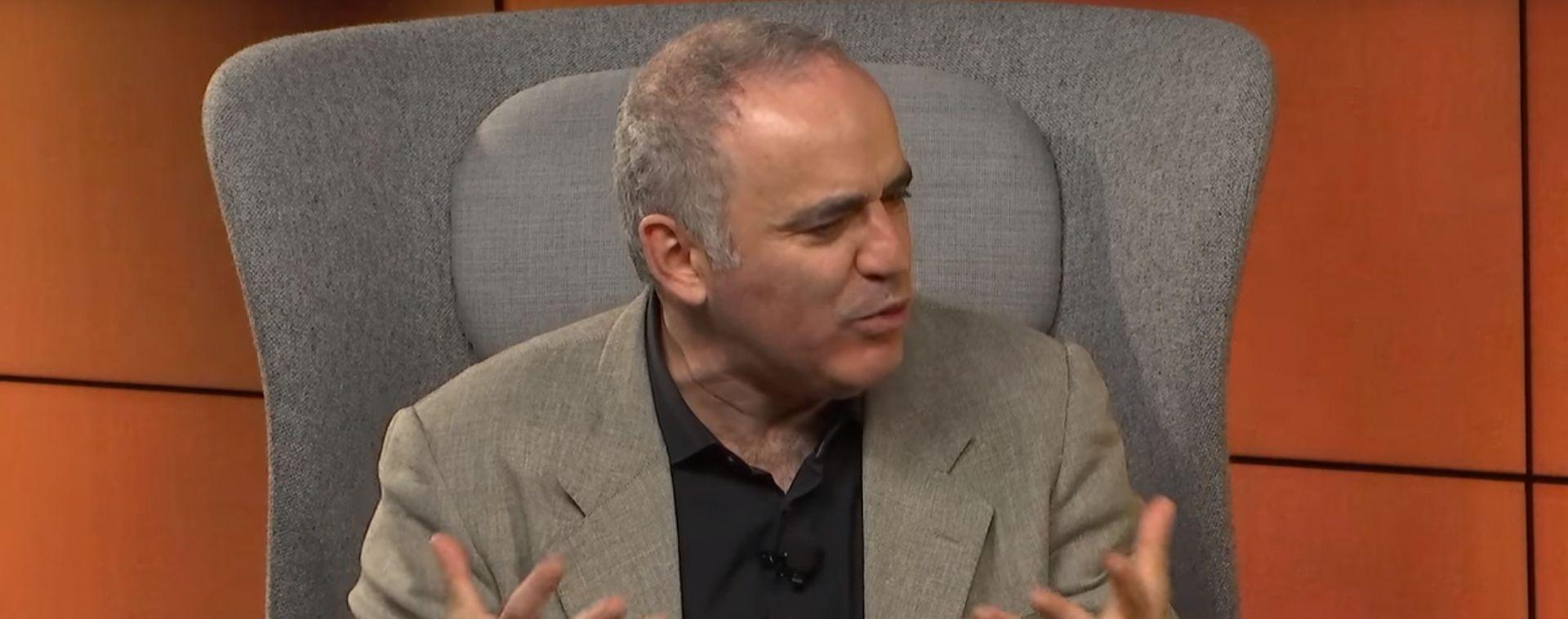 Kasparov opet pobijedio sve