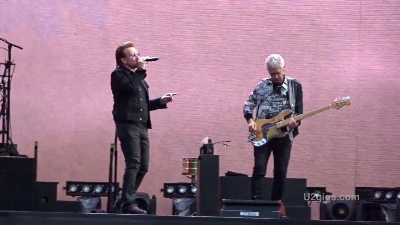 VIDEO: U2 se 'Joshuom' vratio u Europu