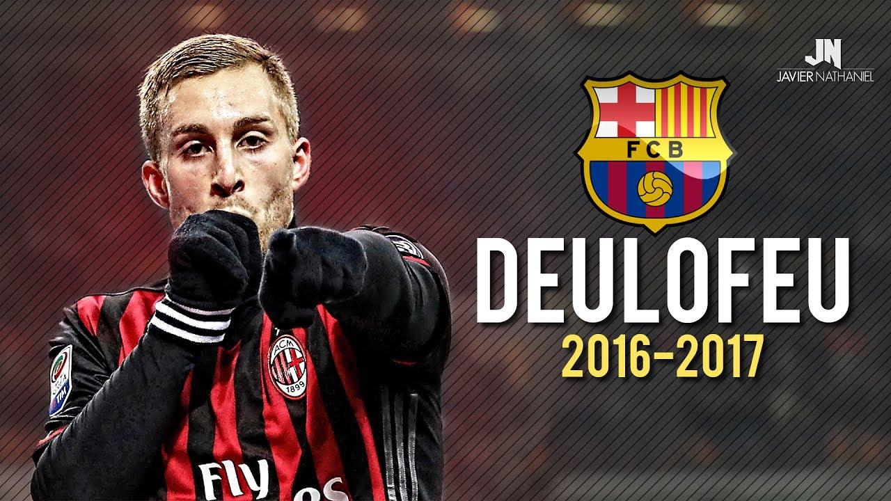 VIDEO: Deulofeu se vratio u Barcelonu
