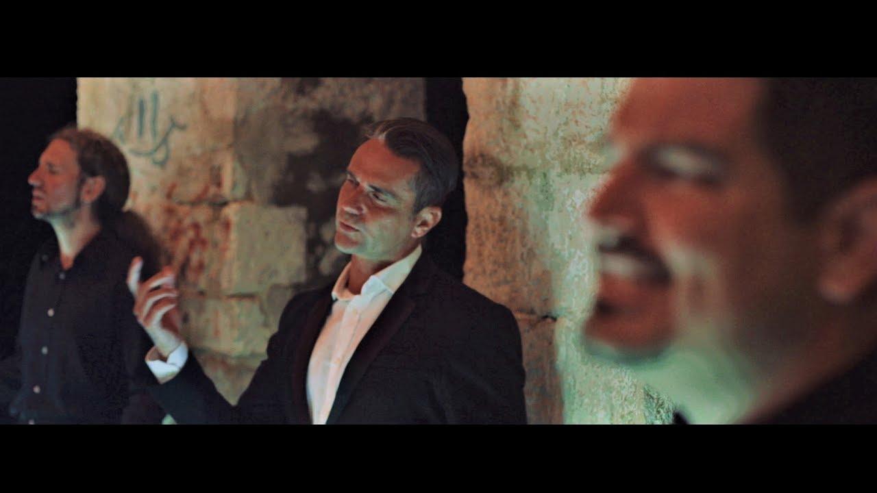 Četiri tenora predstavljaju prvi zajednički video spot – 'Sve je tvoje'