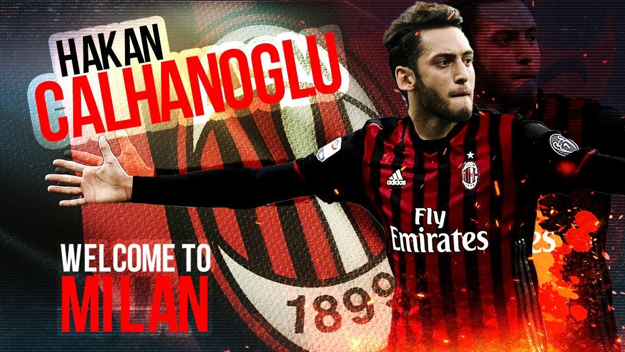 VIDEO: Milan doveo Calhanoglua za 25 milijuna eura