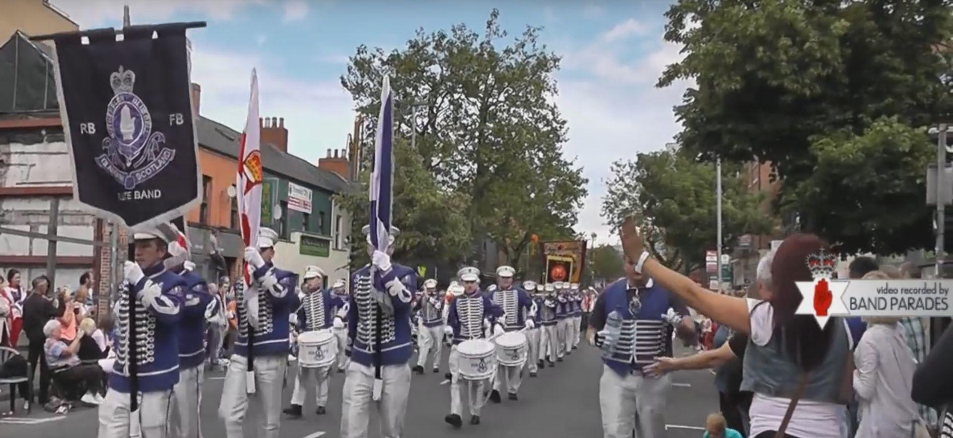 Parada Oranskog reda prošla puno mirnije nego se očekivalo