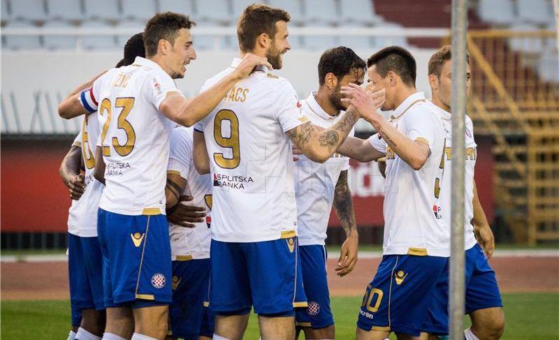 HNL Cibalia – Hajduk 1-2
