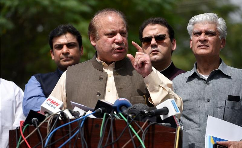 PAKISTAN Počelo suđenje premijeru Sharifu zbog pronevjere novca